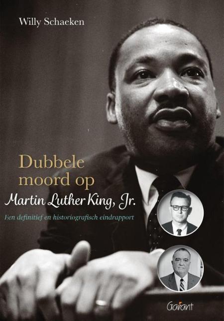 DUBBELE MOORD OP MARTIN LUTHER KING - W. SCHAEKEN
