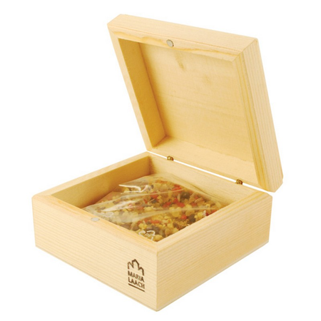 WIEROOK - BENEDICTUS - in houten doosje - 50 g