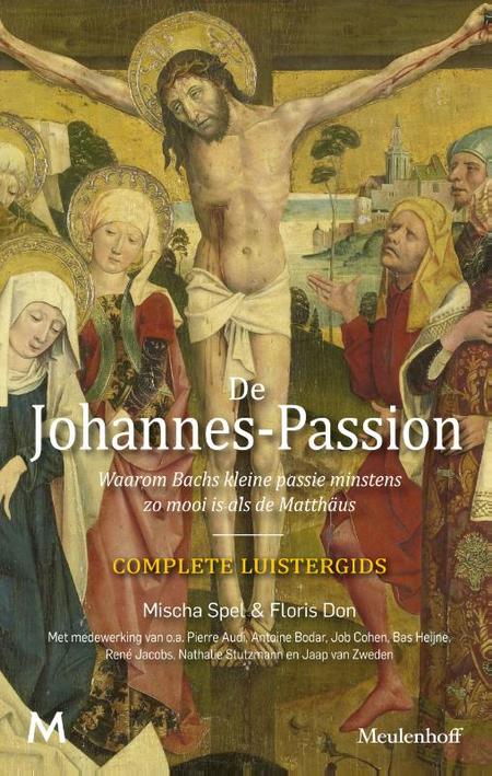 DE JOHANNES-PASSION - complete luistergids - Spel/Don