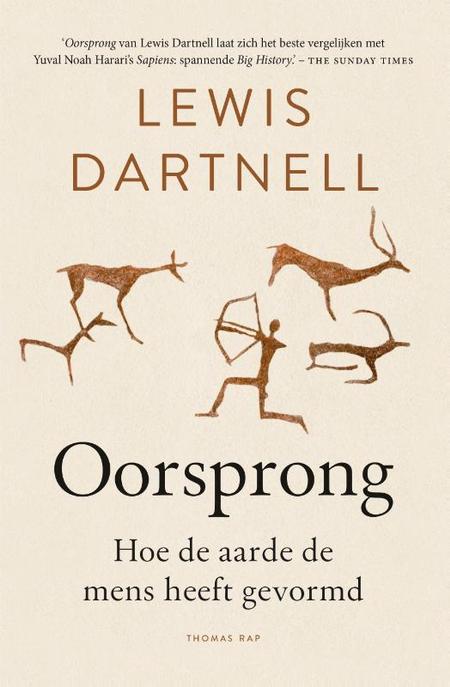 OORSPRONG - Lewis Dartnell