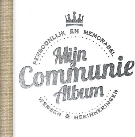 MIJN COMMUNIE ALBUM - persoonlijk en memorabel