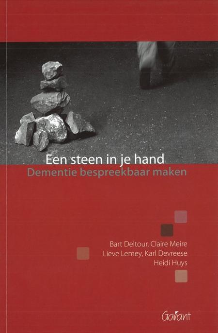 EEN STEEN IN JE HAND + dvd - BART DELTOUR