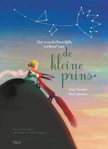 DE KLEINE PRINS - het wonderlijke verhaal - T. Fisscher/ M.Janssen