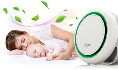 Clair air purifier