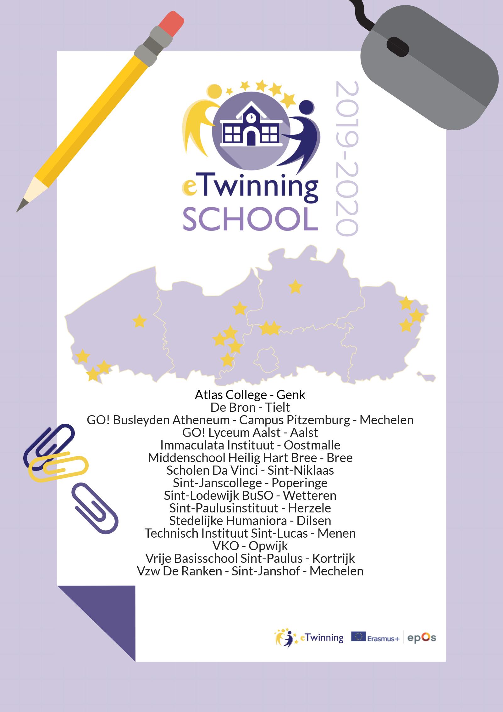 eTwinning Schools 2019-2020