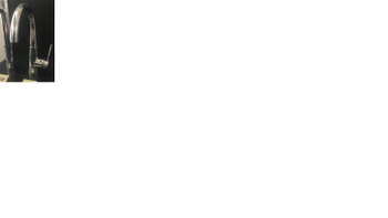 HANSADESIGNO eengats wastafelkr+hogebek-chroom