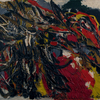 vol d'oiseau by Karel Appel
