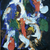Face by Karel Appel