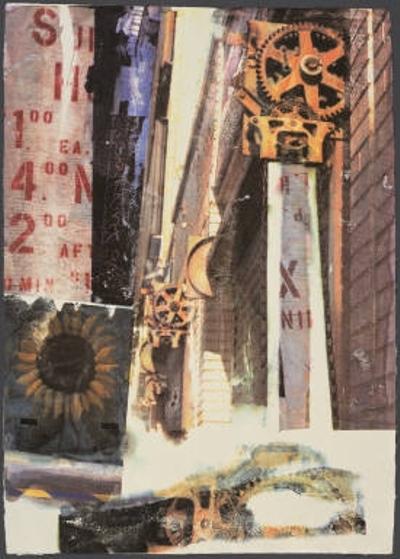 Edition 7 by Robert Rauschenberg