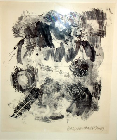 Edition 3 by Robert Rauschenberg