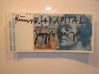 k=k by  Beuys