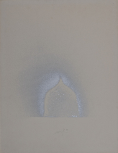 Lichtturm by Heinz Mack