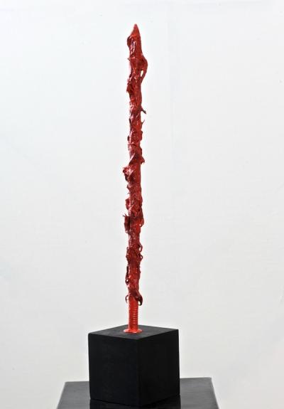 Clou géant by Bernard Aubertin