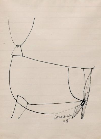 Bull by  Corneille