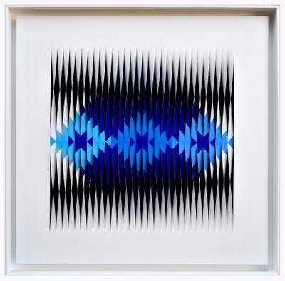 Il colore delle cose by Alberto Biasi