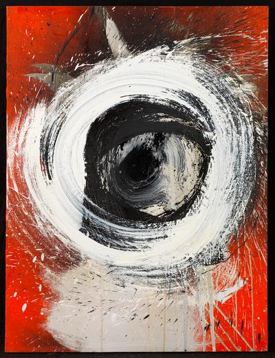Spinn by Otto Piene