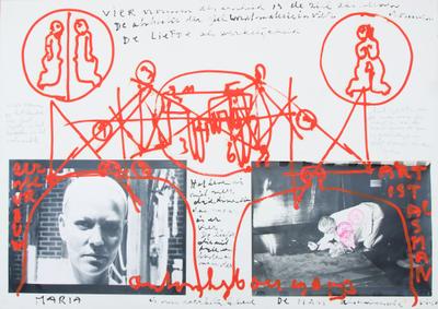 Vier vrouwen by  Heyboer