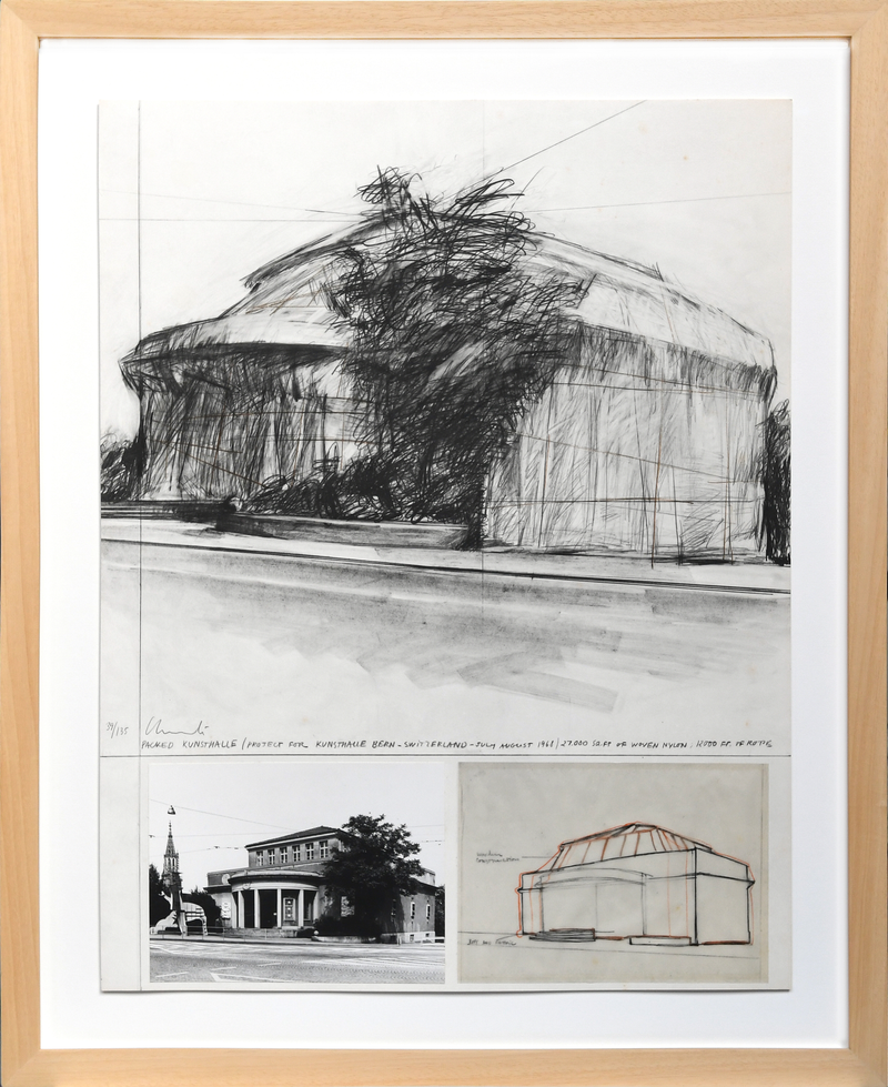 WB2 by  Christo