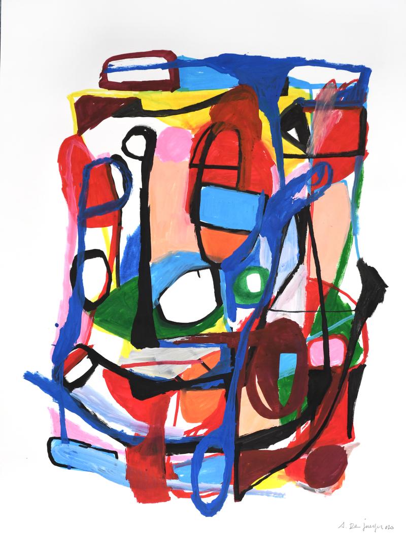 Untitled 5 by Stefan De Jaeger