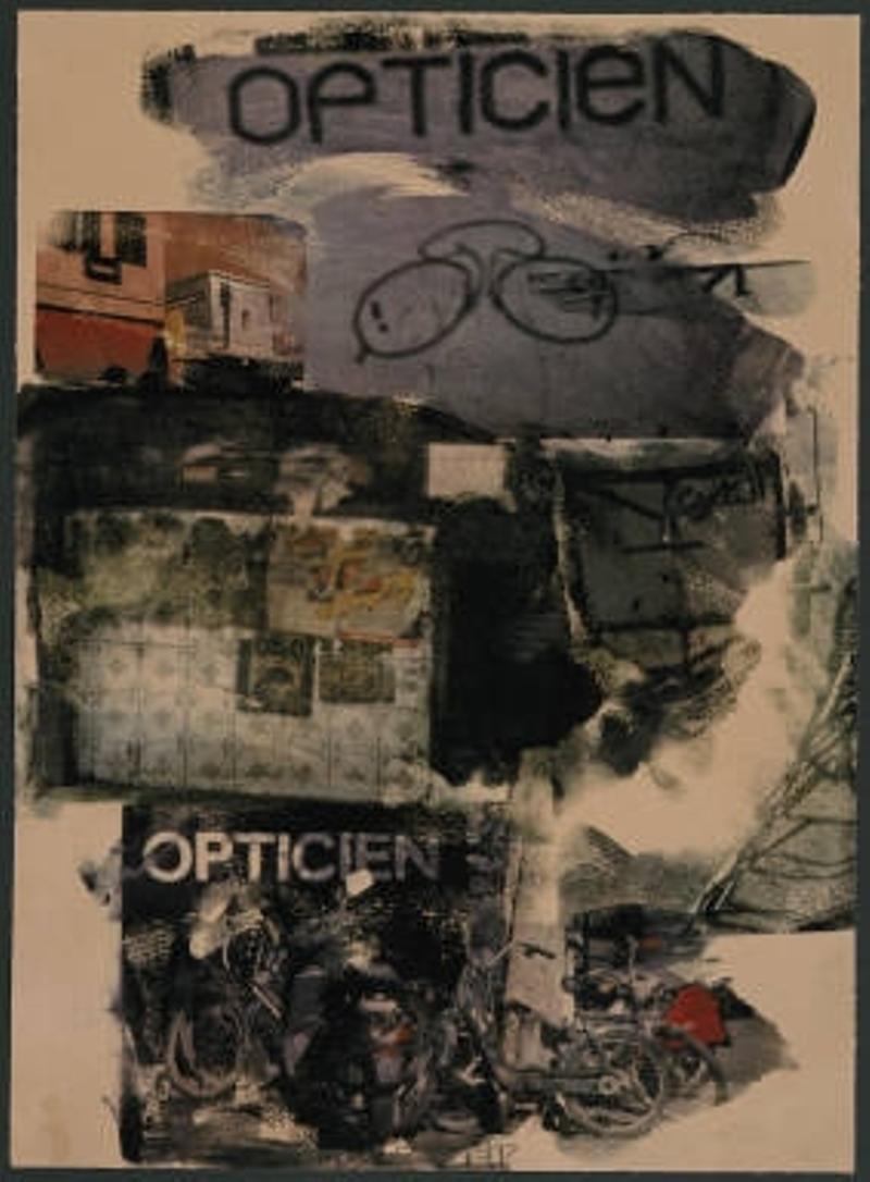 Edition 5 by Robert Rauschenberg