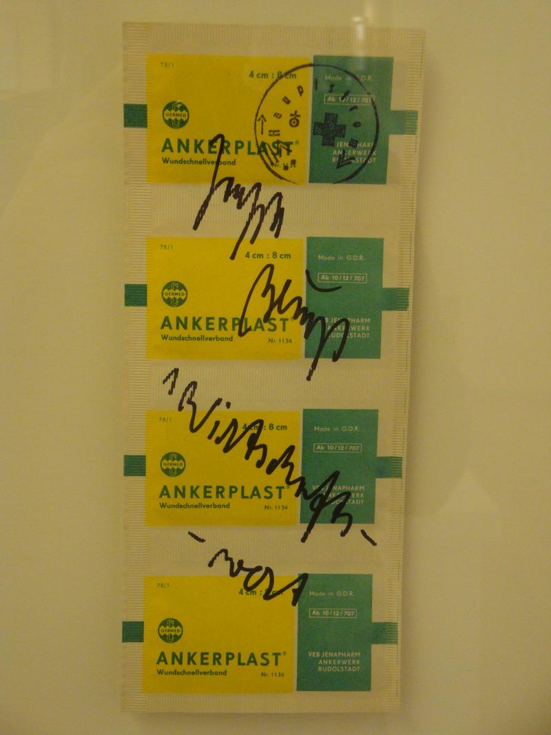 Ankerplast WSW by  Beuys