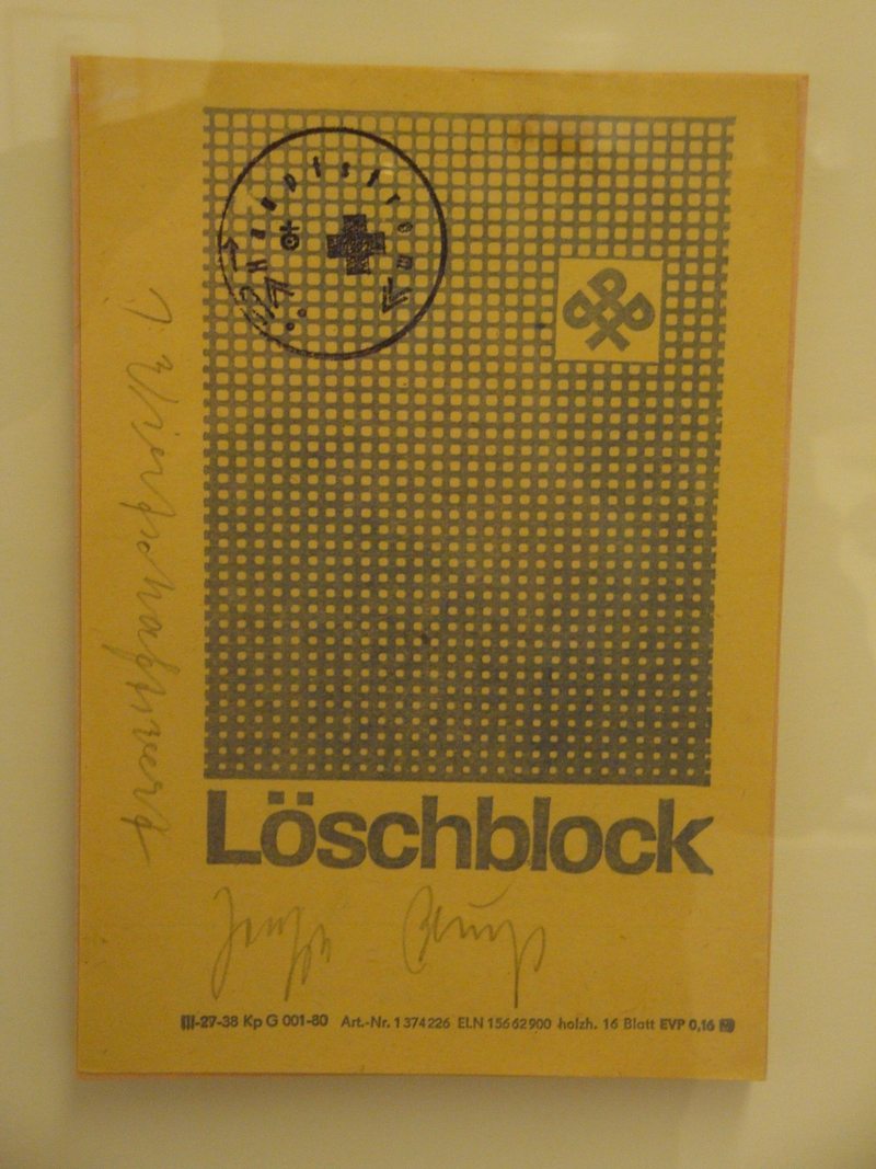 Untitled 2 by  Beuys