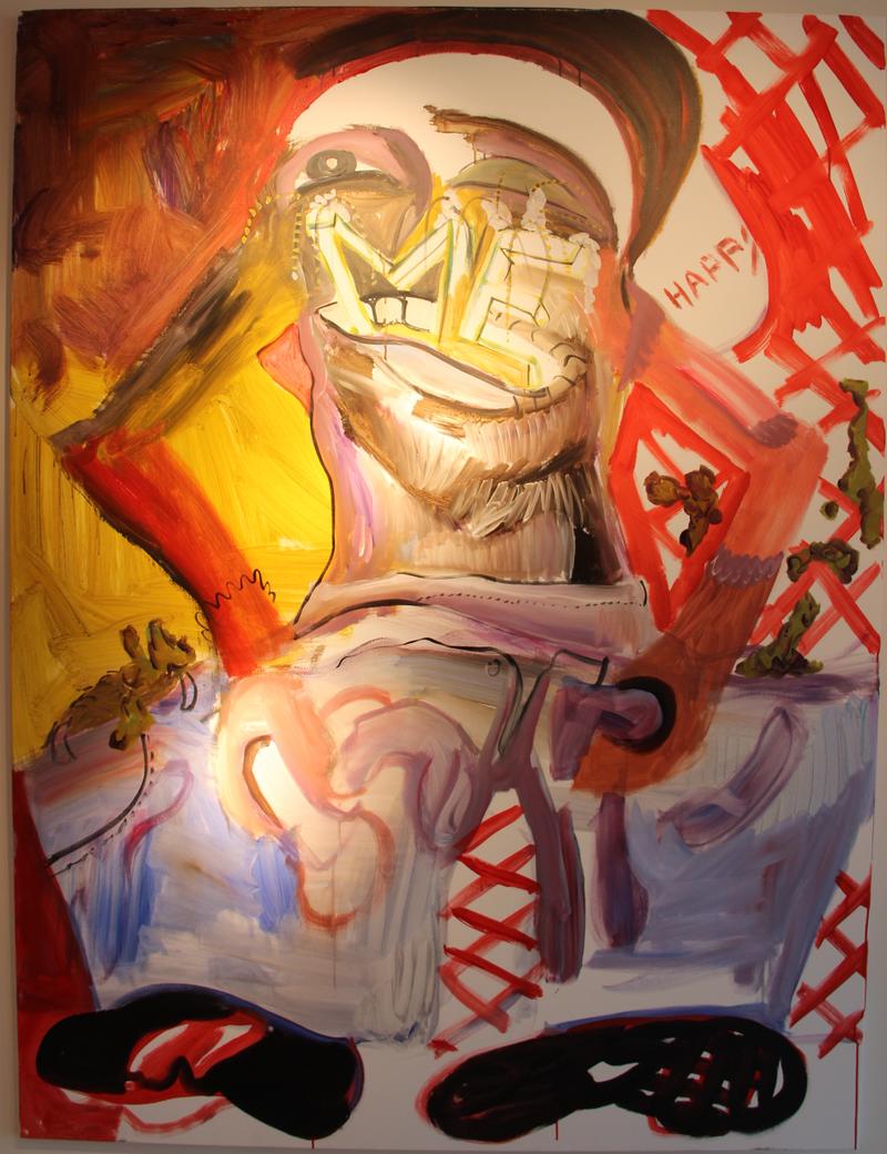 Untitled 1 by David Bade