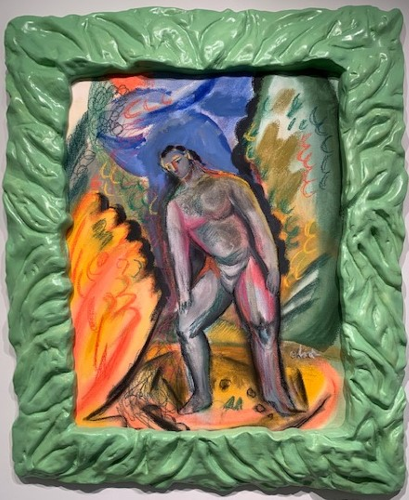 uomo by Sandro Chia