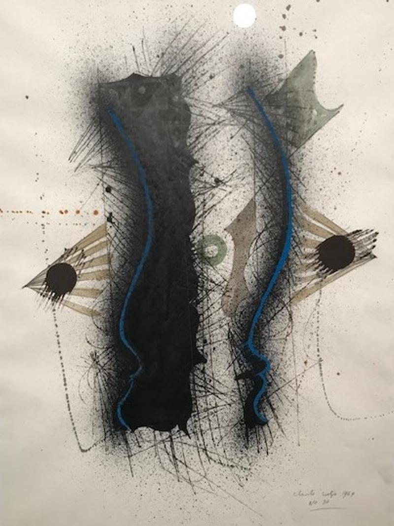 Nr 30 by Christo Coetzee