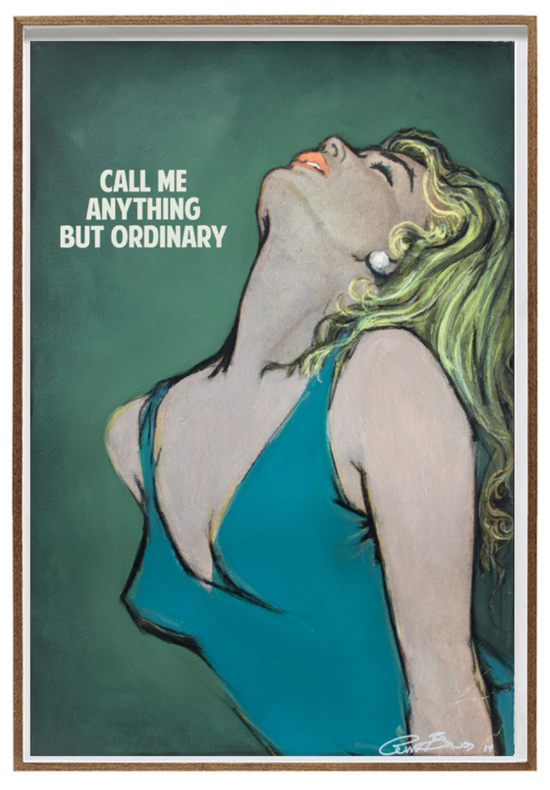 Call me anything but ordinary (2) by  The Connor Brothers