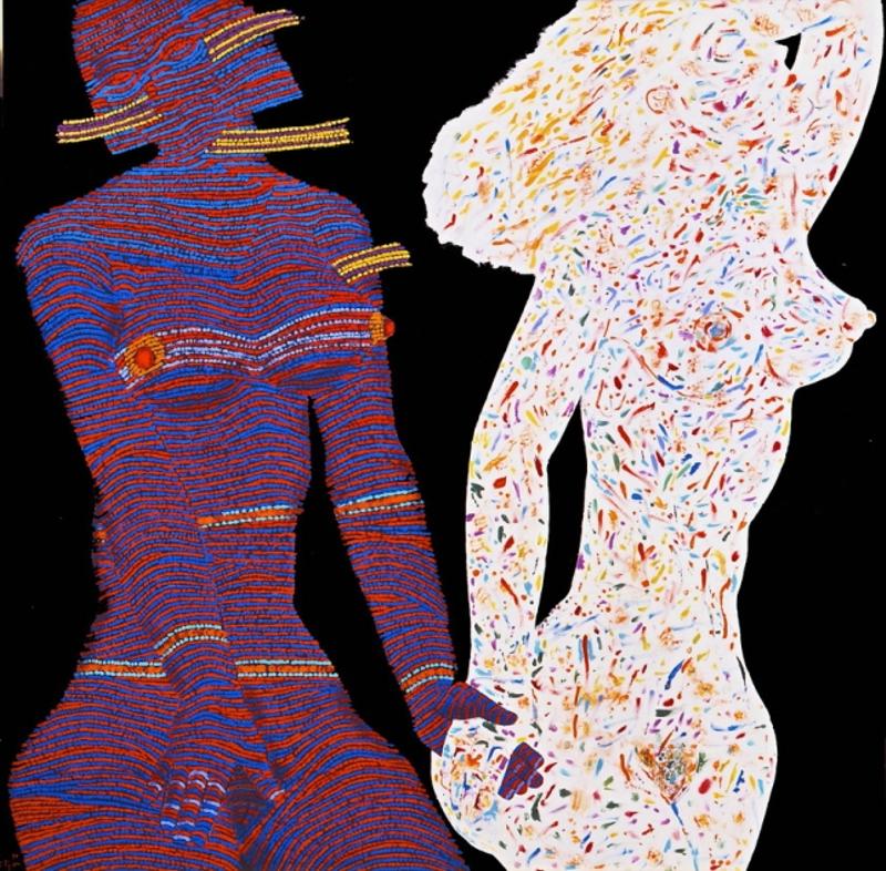Unique 1 by Georges Collignon