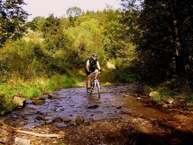 Mountainbike renting / Combination Montainbike/Canoeing