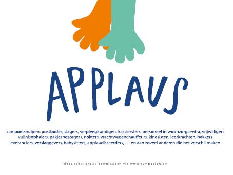Applaus kleur