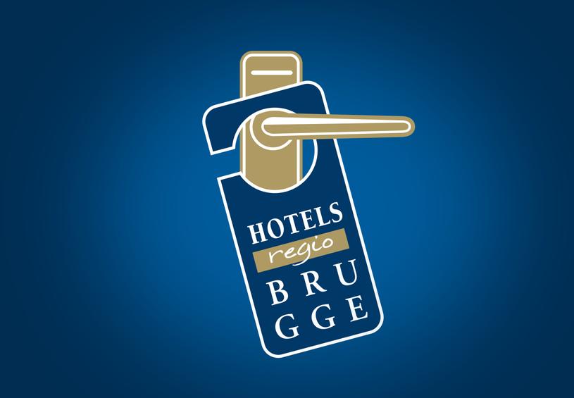 De hotels in Brugge profiteren mee van het hedendaagse vormgeving van hun beroepsvereniging٠huisstijl en logo٠uitnodigingen