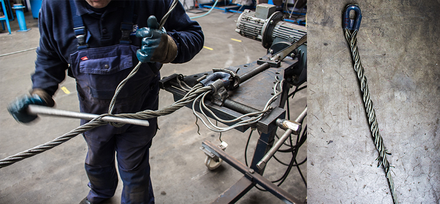 Kabel Splitsen